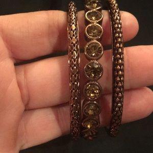 Graziano bangle bracelets